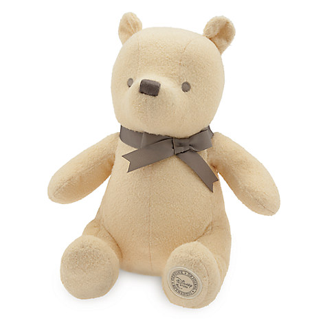 Winnie the Pooh Classic Plush for Baby - Small - 11''