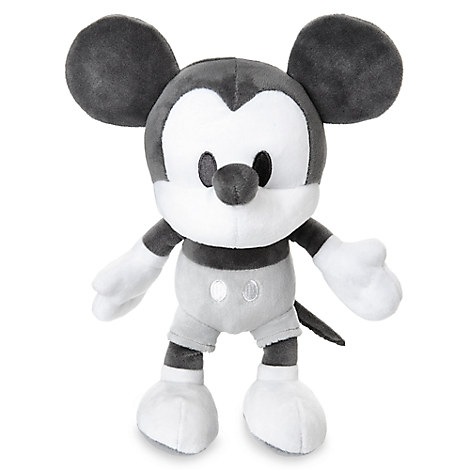 Mickey Mouse Plush for Baby - Small - 9''