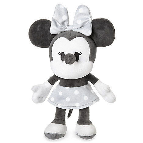 Minnie Mouse Plush for Baby - Small - 10''