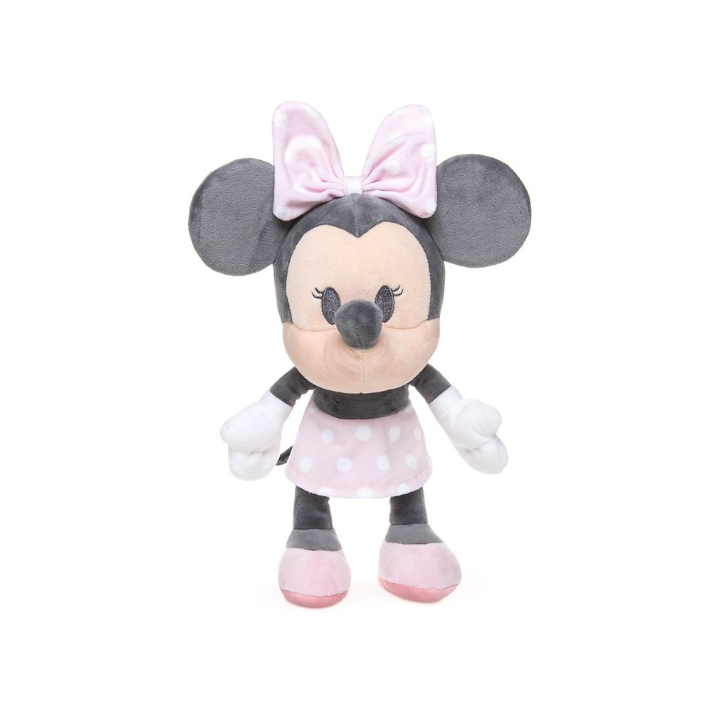Minnie Mouse ''My First Minnie'' Plush for Baby – Small – 10''