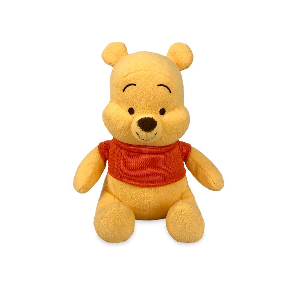 Winnie the Pooh Plush Rattle