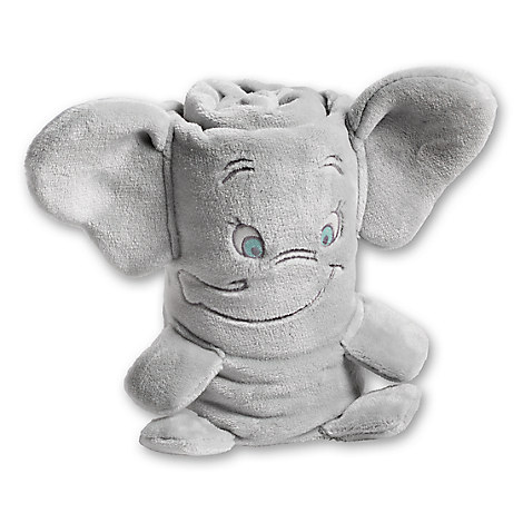 Dumbo Plush Blanket for Baby