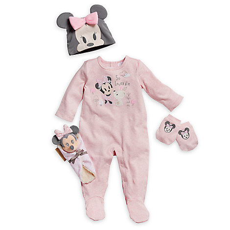 Minnie Mouse Welcome Home Gift Set for Baby