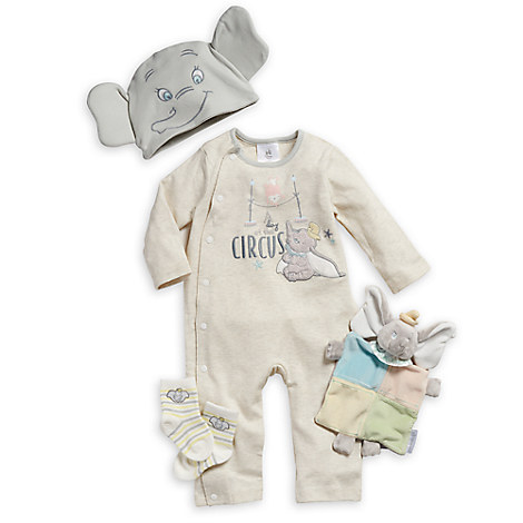 Dumbo Welcome Home Gift Set for Baby