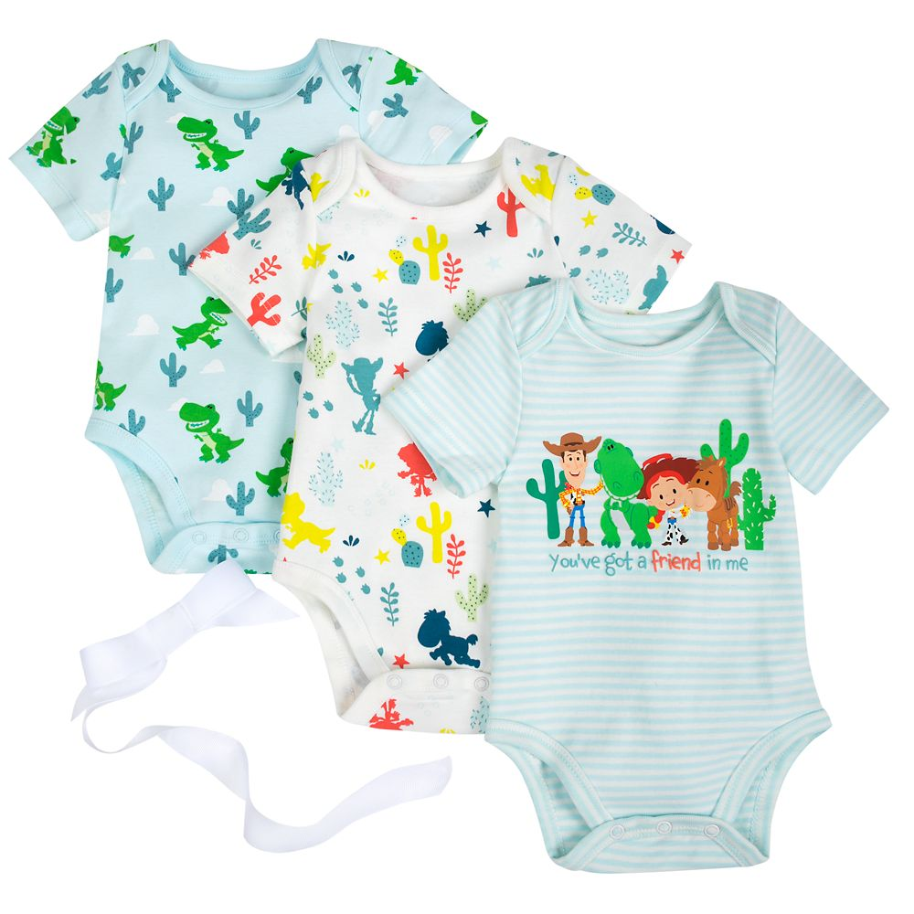 Toy Story Bodysuit Set for Baby Official shopDisney