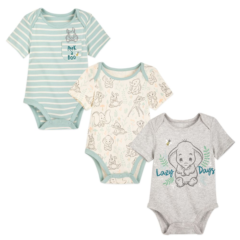 Disney Classics Bodysuit Set for Baby