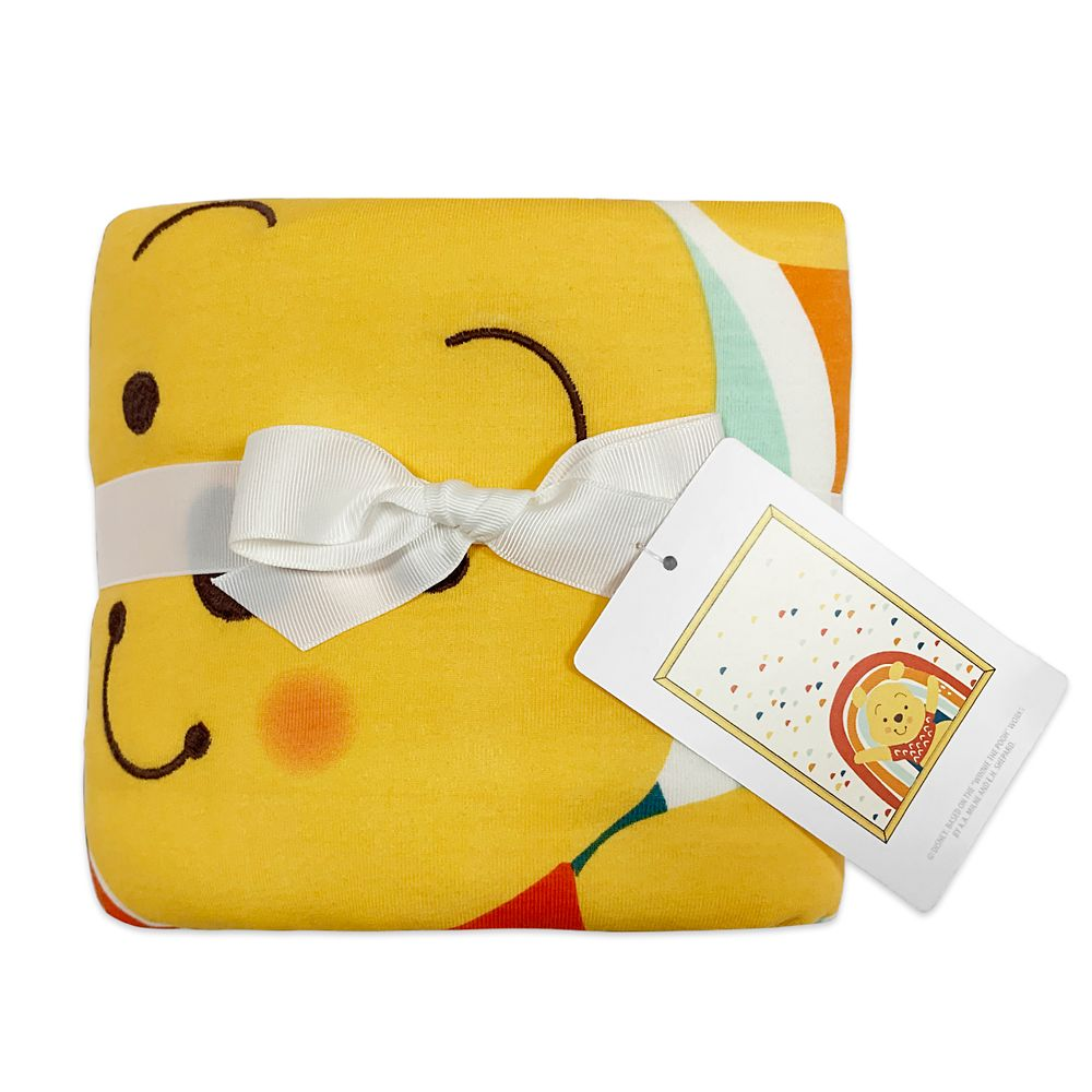 Winnie the Pooh Blanket for Baby