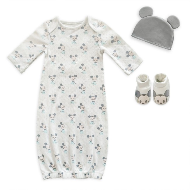 Mickey Mouse Newborn Gift Set for Baby