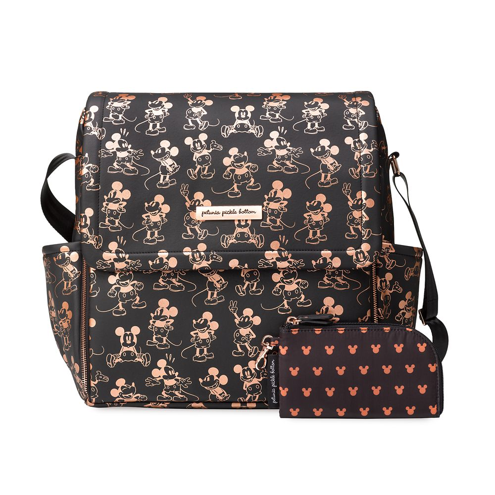 Mickey Mouse Boxy Backpack by Petunia Pickle Bottom