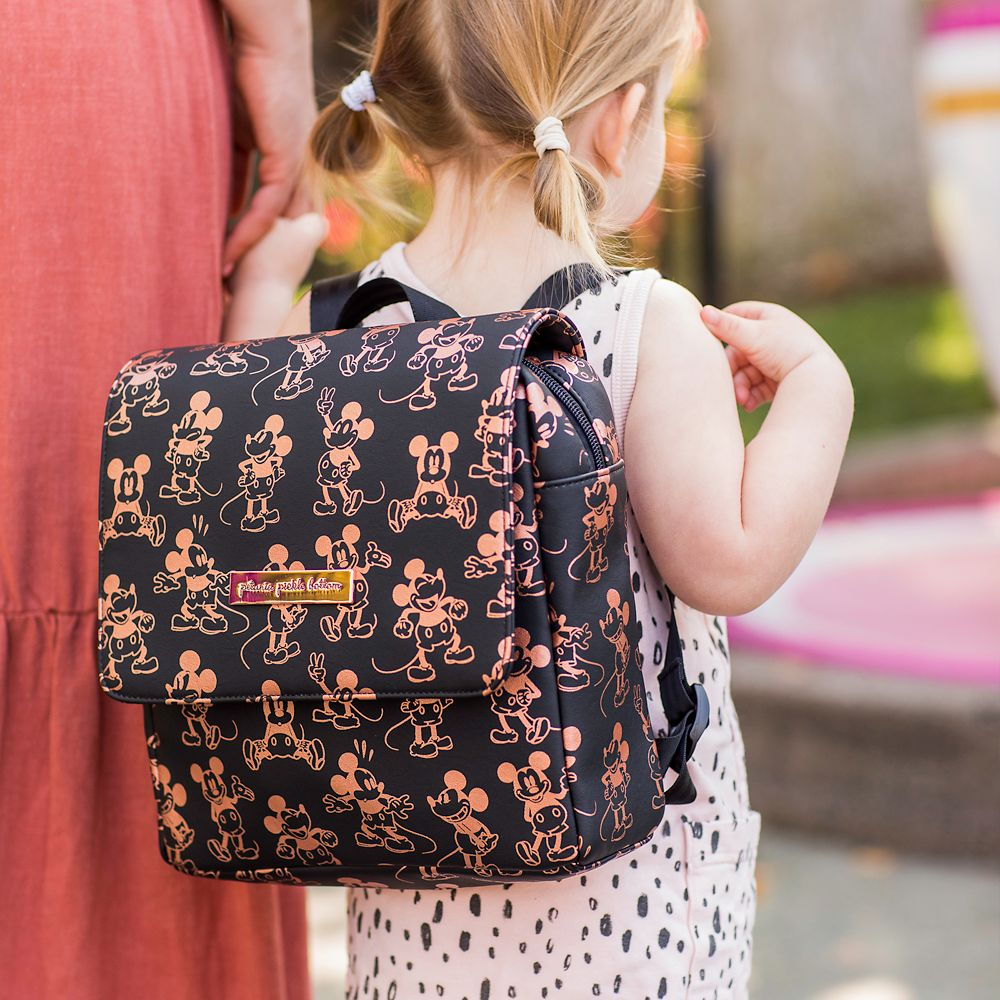 Mickey Mouse Mini Boxy Backpack For Kids By Petunia Pickle Bottom Shopdisney