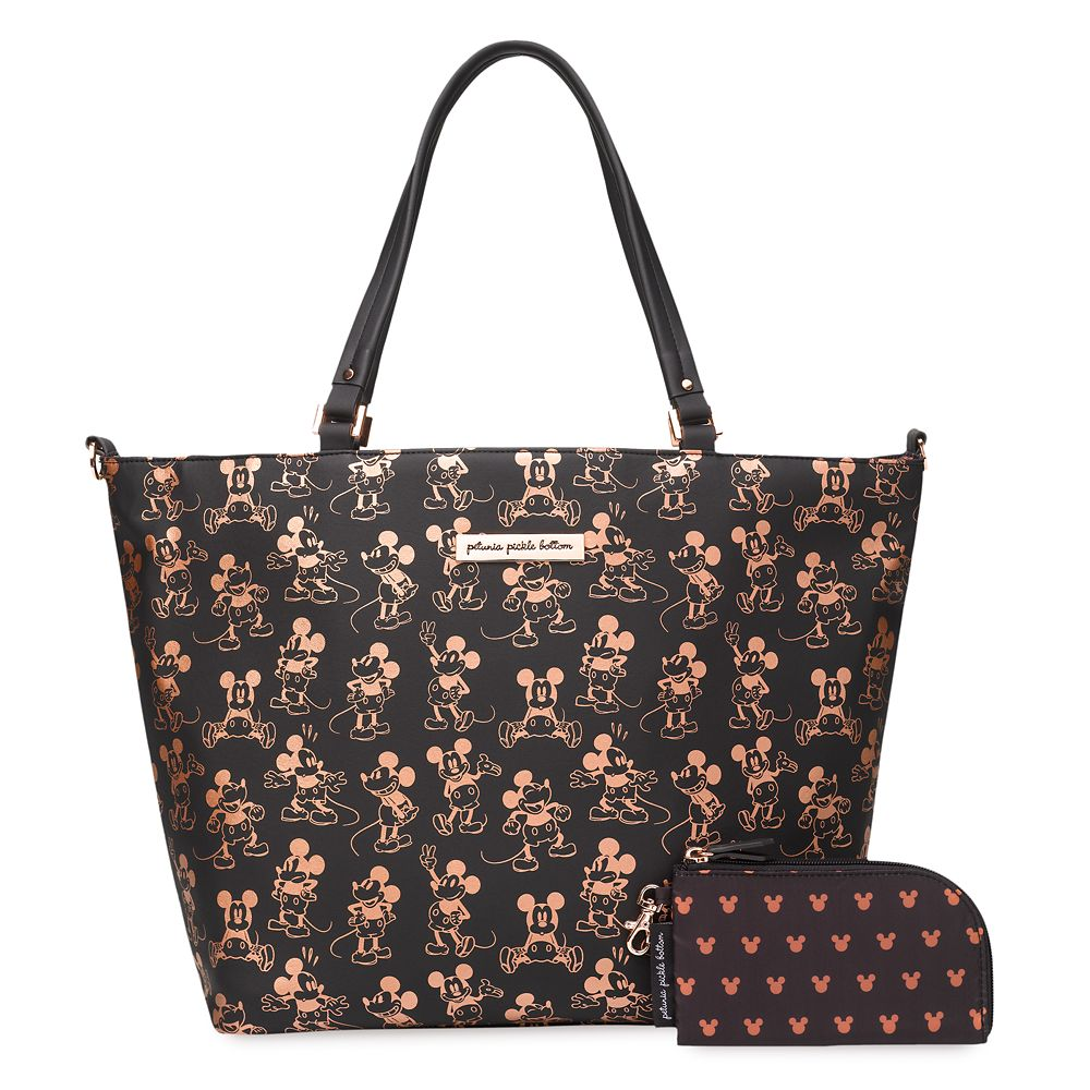 Mickey Mouse Downtown Tote by Petunia Pickle Bottom