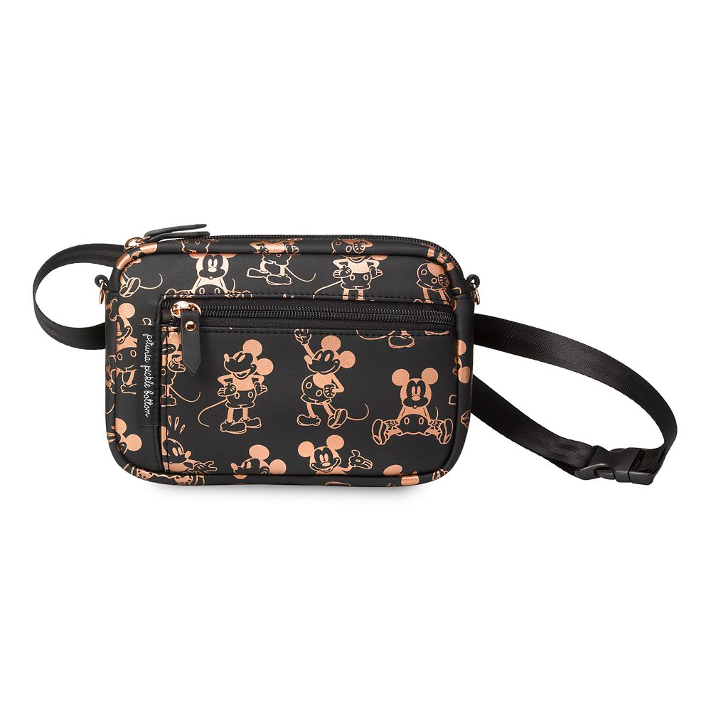 Mickey Mouse Belt Bag by Petunia Pickle Bottom