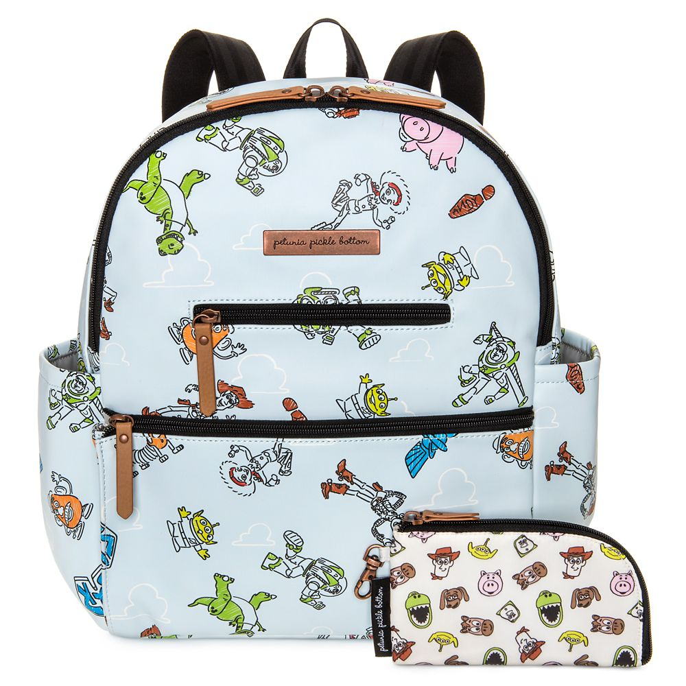Toy Story Ace Diaper Backpack by Petunia Pickle Bottom