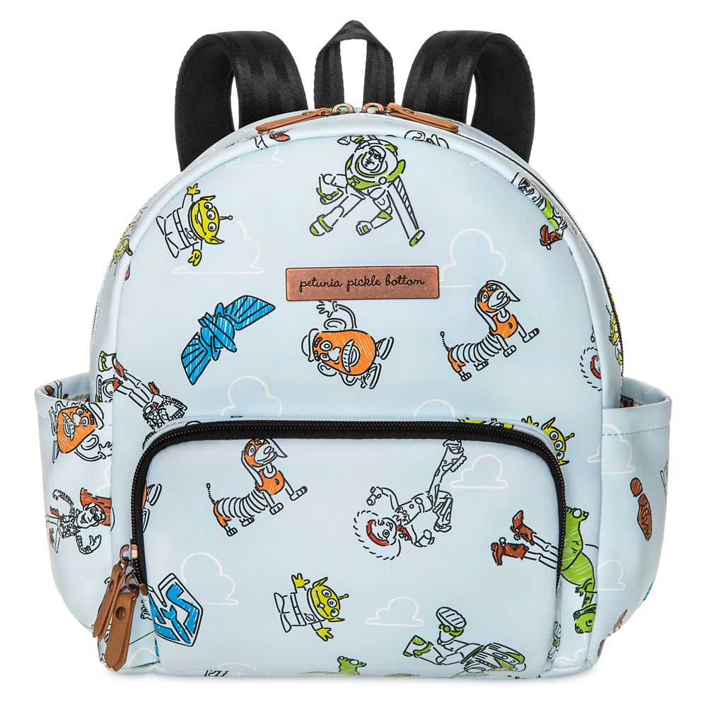 Toy Story Mini Ace Diaper Backpack by Petunia Pickle Bottom