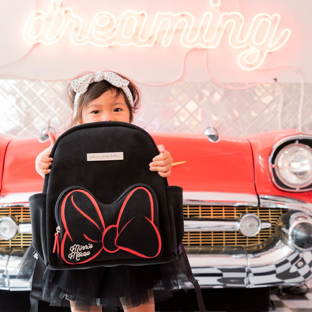 Minnie Mouse Mini Backpack by Petunia Pickle Bottom