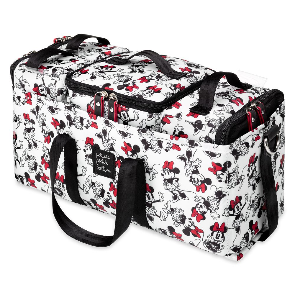 Minnie Mouse Inter-Mix Deluxe Caddy by Petunia Pickle Bottom