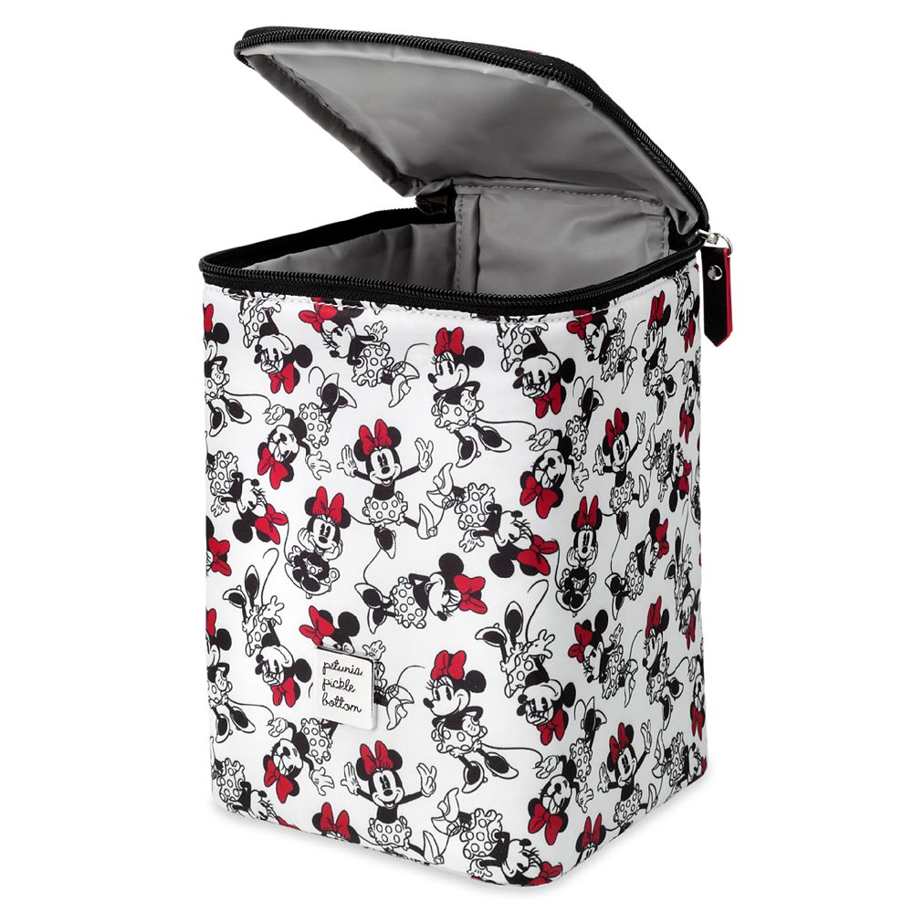 Minnie Mouse Cool Pixel Plus by Petunia Pickle Bottom
