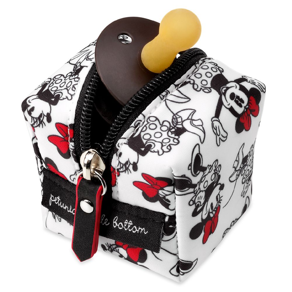 Minnie Mouse Pacifier Porter by Petunia Pickle Bottom