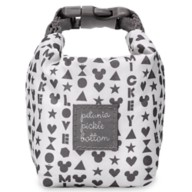 Mickey Mouse Icon Snack Pouch by Petunia Pickle Bottom