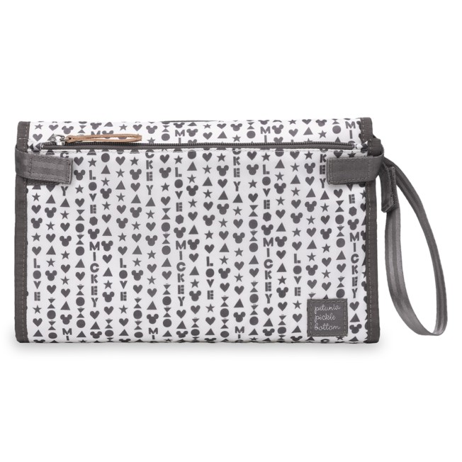 Mickey Mouse Icon Petunia Pickle Bottom Nimble Clutch + Changer