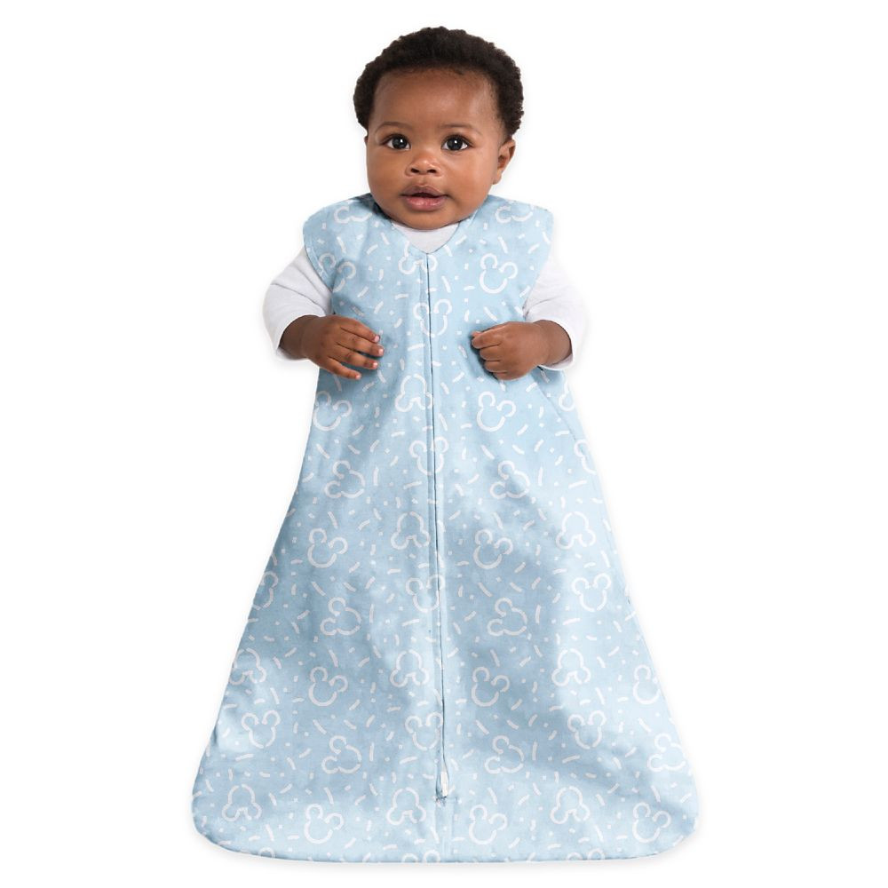 Mickey Mouse HALO SleepSack for Baby – Blue