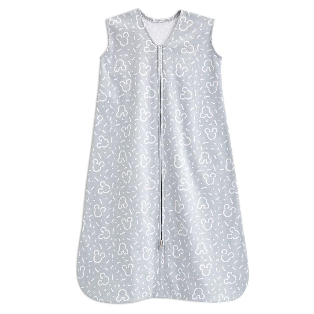 Mickey Mouse HALO SleepSack for Baby – Gray