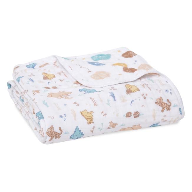 Winnie the Pooh Dream Blanket by aden + anais®