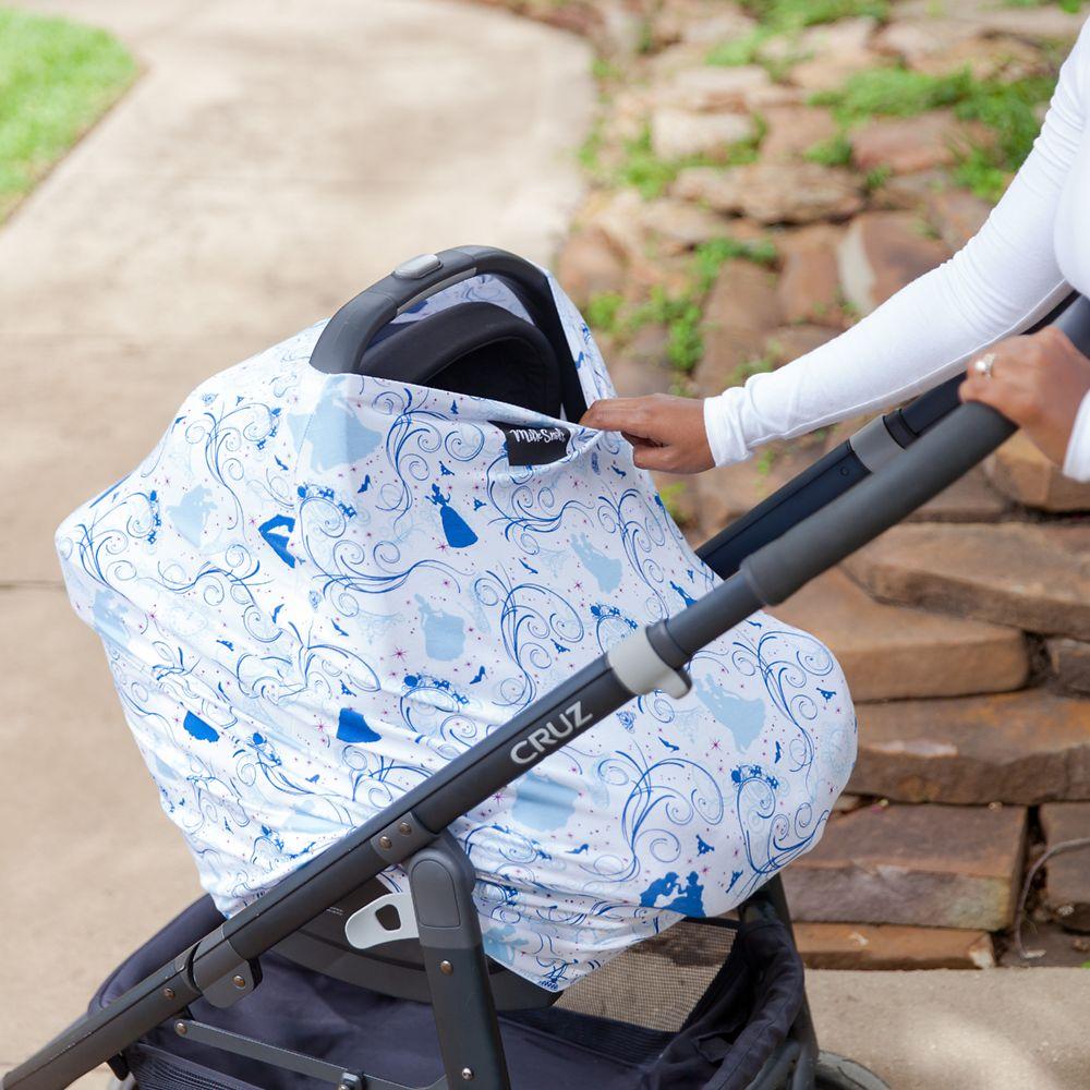 Cinderella Baby Seat Cover by Milk Snob