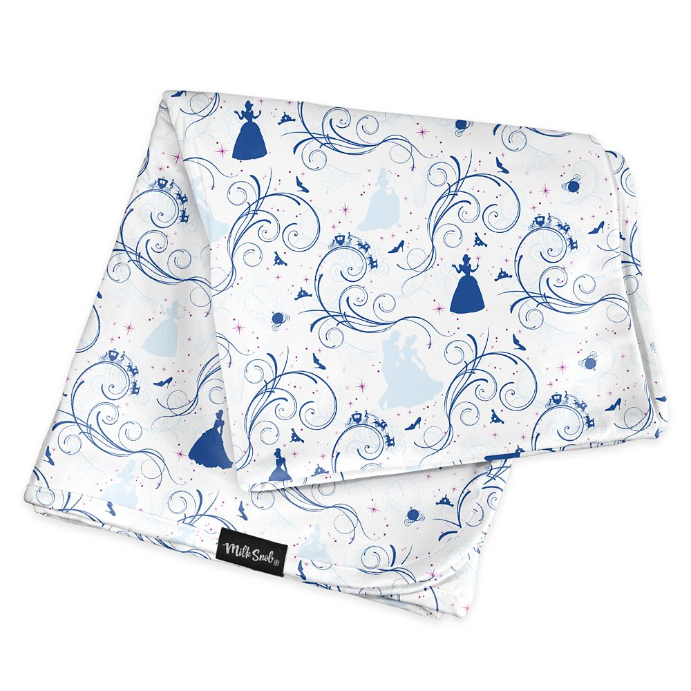 Cinderella Baby Blanket by Milk Snob