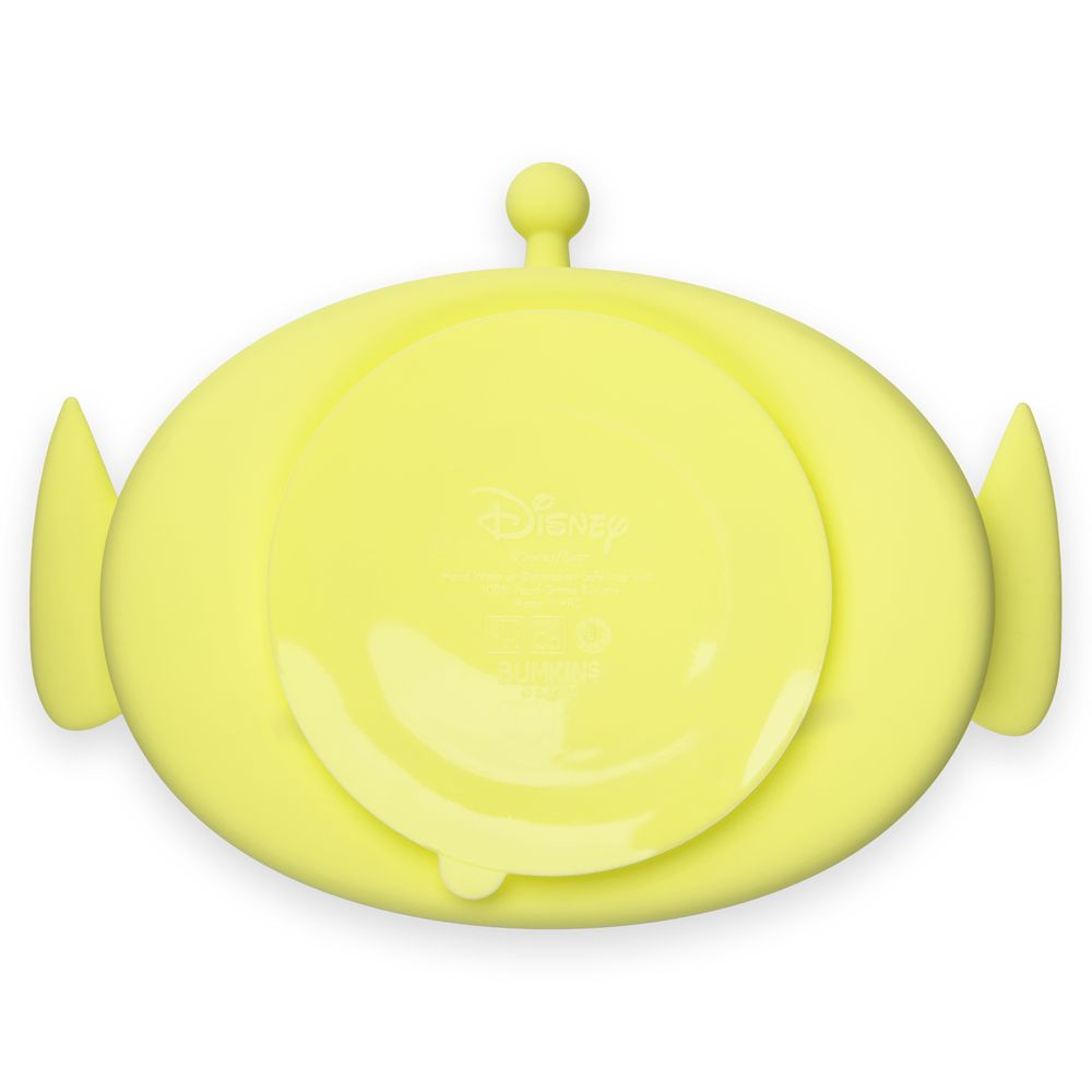 Toy Story Alien Silicone Grip Dish for Baby by Bumkins