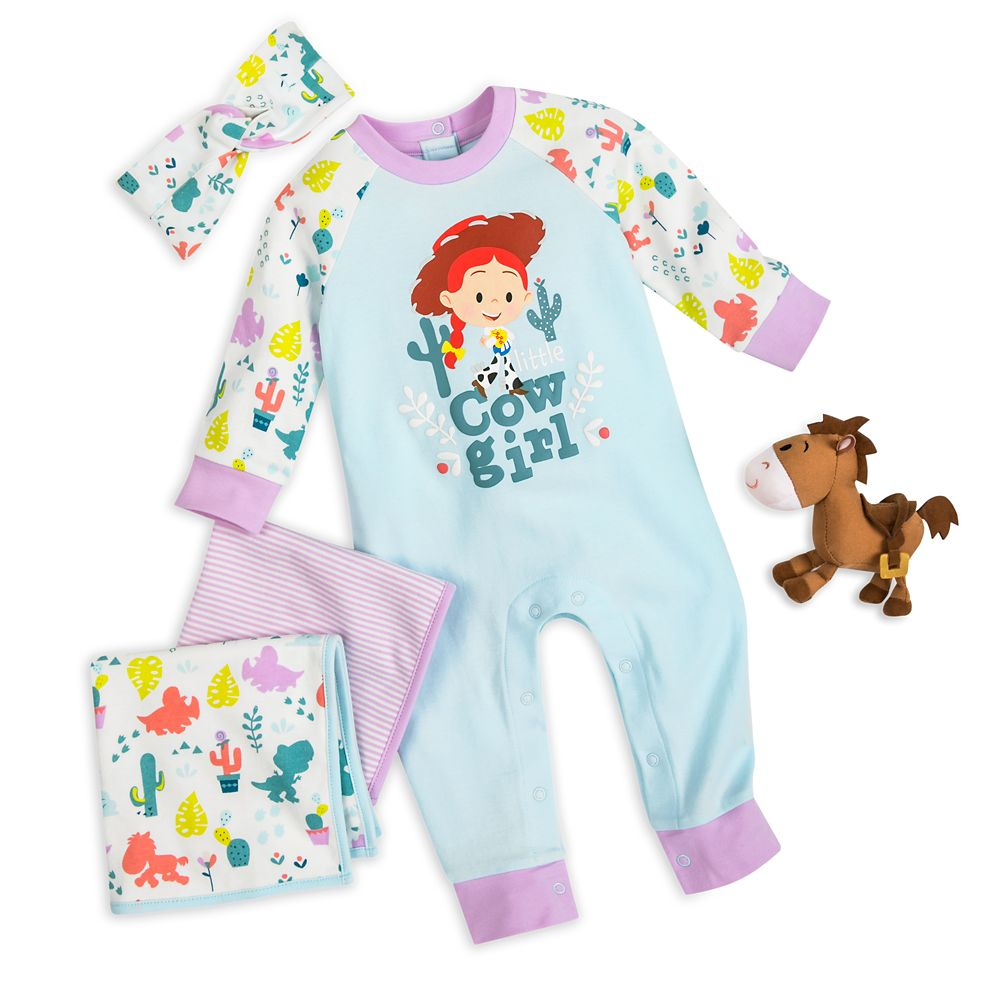 Jessie Gift Set for Baby – Toy Story