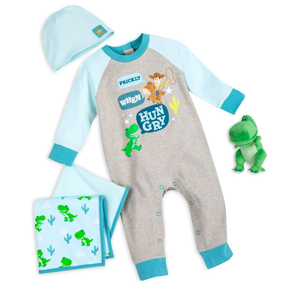 Woody Gift Set for Baby – Toy Story