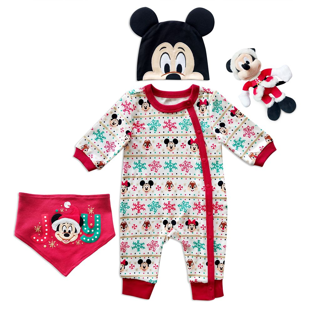 Mickey Mouse Holiday Gift Set for Baby Official shopDisney