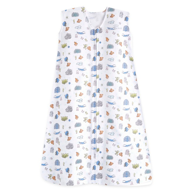 Finding Nemo HALO Wearable Blanket for Baby – White