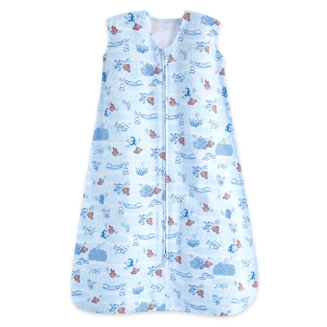 Finding Nemo HALO Wearable Blanket for Baby – Blue