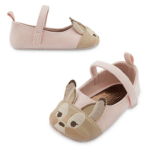 Bambi Layette Fancy Shoes for Baby