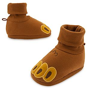 Beast Costume Shoes for Baby