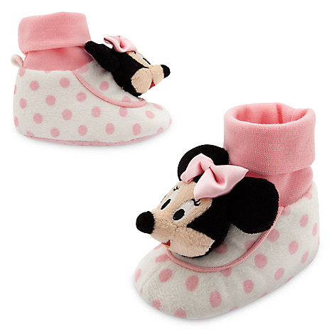 Miss Bow Mouse Shoes Baby