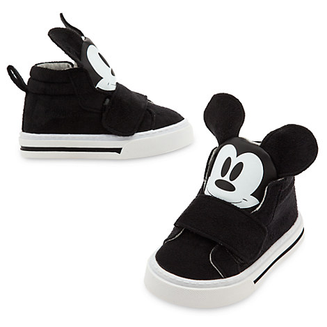 Mickey Mouse High-Tops for Baby