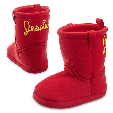 Jessie Costume Boots for Baby