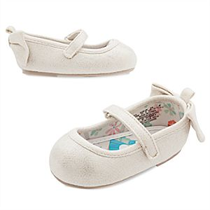 Alice in Wonderland Crib Shoes for Baby