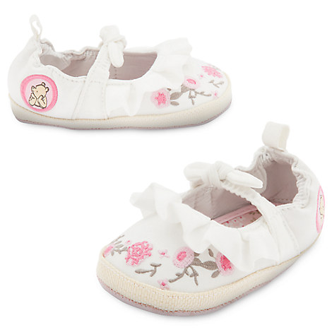 Winnie the Pooh Crib Shoes for Baby