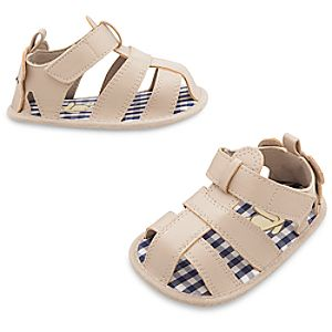 Winnie the Pooh Sandals for Baby