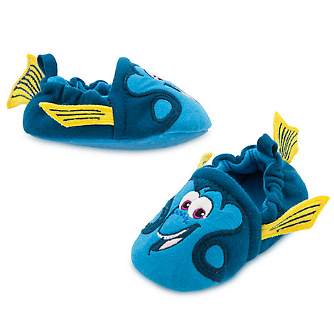 Dory Costume Shoes for Baby