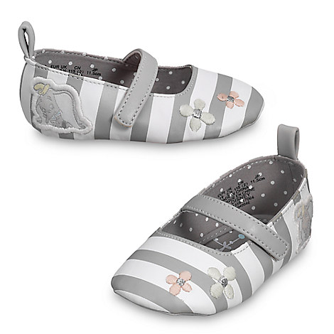 Dumbo Crib Shoes for Baby