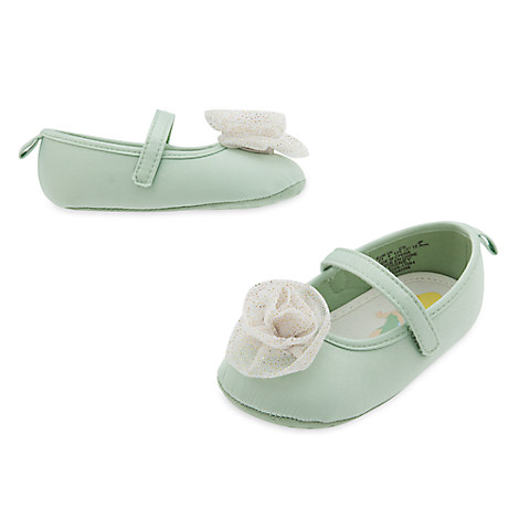 Tinker Bell Costume Shoes for Baby