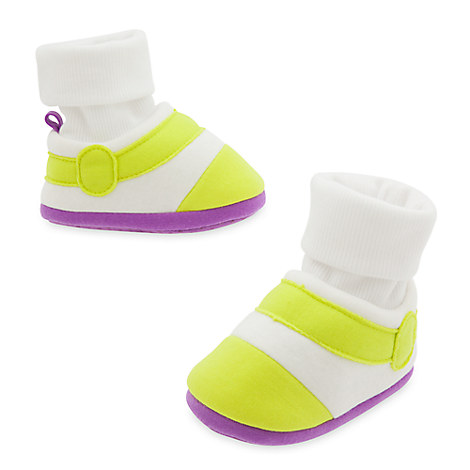 Buzz Lightyear Costume Shoes for Baby