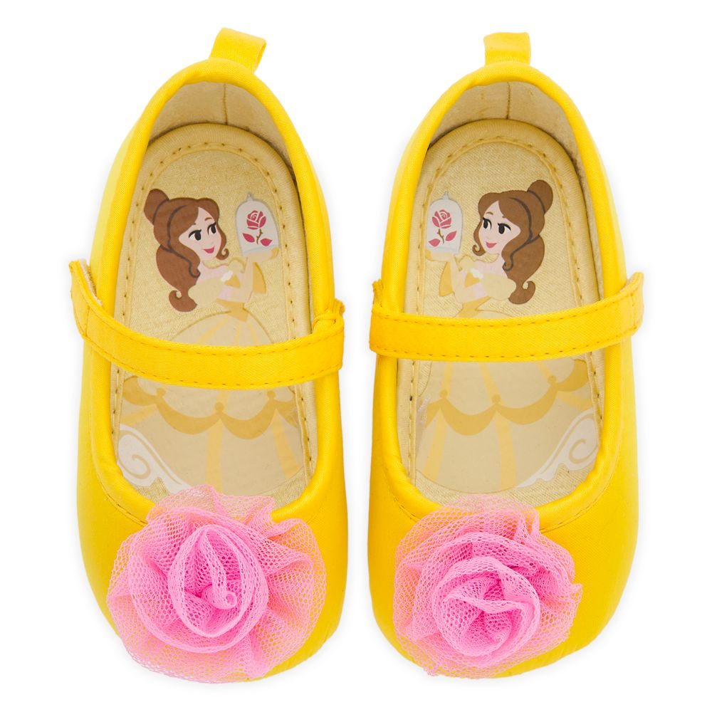 Belle Costume Shoes for Baby
