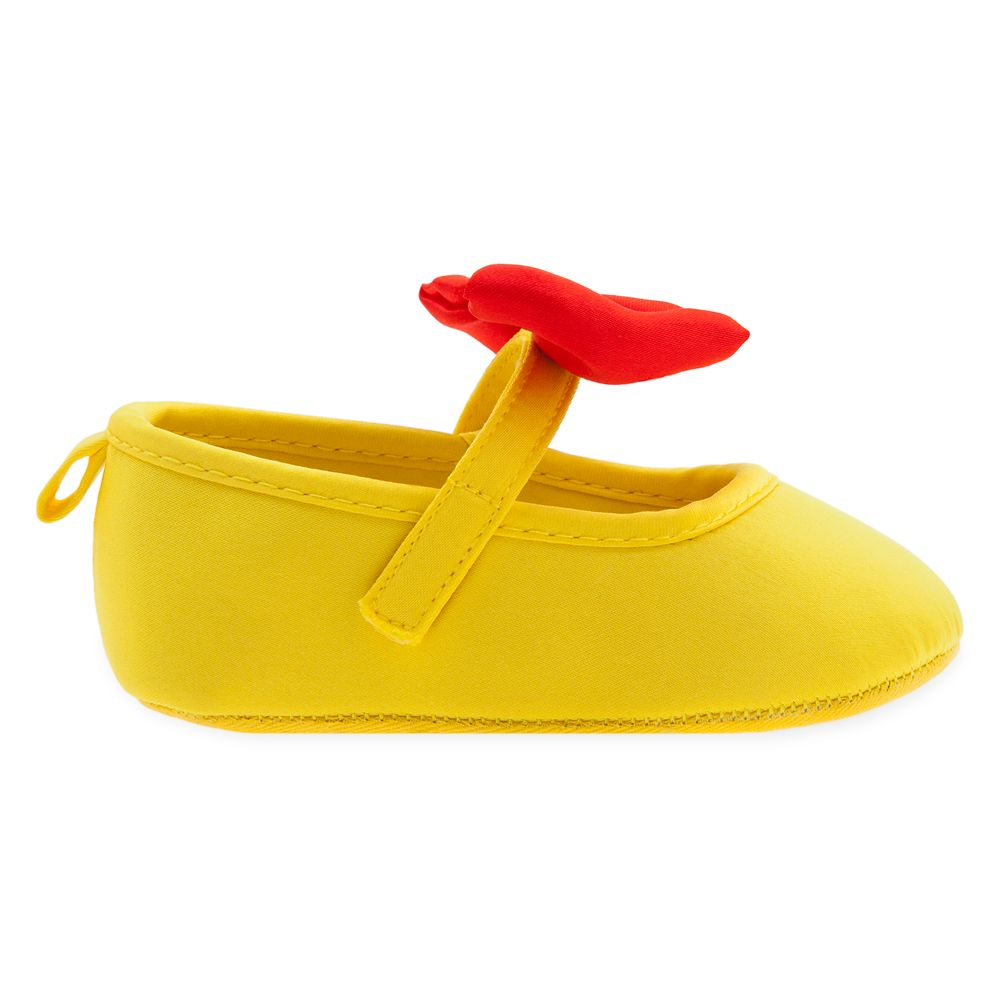Snow White Costume Shoes for Baby