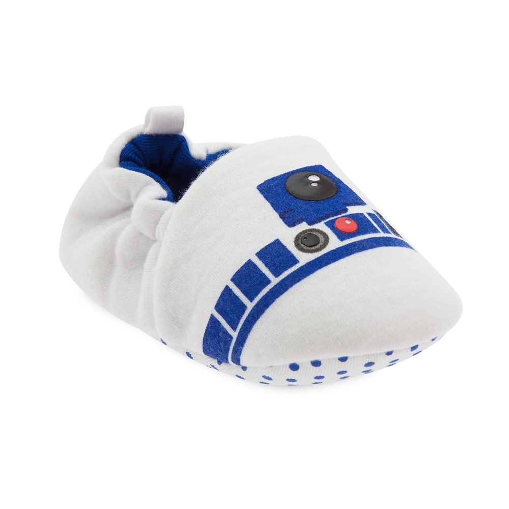 R2-D2 Costume Shoes for Baby